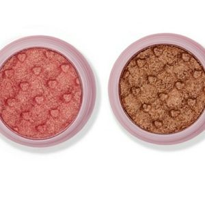 Ace Beaute Glimmer Eyeshadow Duo
